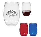 16 Oz. Stemless Wine Glass