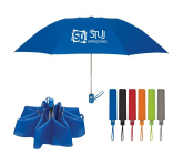 "44"" Arc Super Automatic Telescopic Inversion Umbrella"