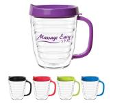 Acryline Coffee Mug - 12 oz.