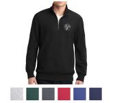 Sport-Tek Super Heavyweight 1/4-Zip Pullover Sweatshirt