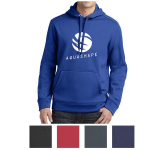 Sport-Tek Repel Hooded Pullover