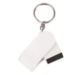 Phone Stand And Screen Cleaner Combo Key Chain
