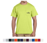 Jerzees® Adult Dri-Power® Active Pocket T-Shirt