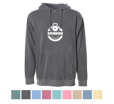 Independent Trading Company Unisex Midweight Pigment Dyed...
