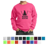 Port & Company Youth Core Fleece Crewneck Sweatshirt