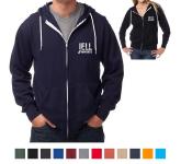 Independent Trading Company Unisex Zip Hooded Sweatshirt