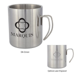 12 oz. Rolla Stainless Steel Mug