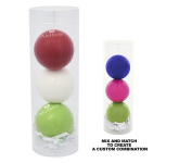 3-Piece Lip Moisturizer Ball Tube Gift Set