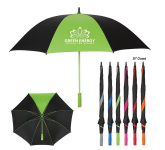 "60"" Arc Splash of Color Golf Umbrella"