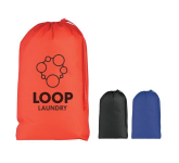 Chester Non-Woven Drawstring Laundry Bag