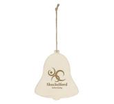 Wood Ornament - Bell