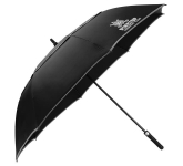"64"" Auto Open Reflective Golf Umbrella"