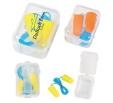 Foam Ear Plug Set in Case