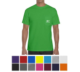 Gildan® Heavy Cotton™ Adult Tee w/ Pocket