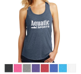 District Made®  Ladies' Perfect Tri™ Racerback Tank