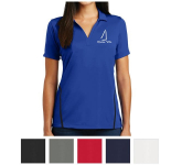 Sport-Tek Ladies' Contrast PosiCharge Tough Polo