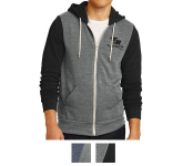 Alternative Men's Colorblock Rocky Eco-Fleece Zip Hoodie
