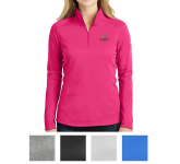 The North Face Ladies' Tech 1/4-Zip Fleece