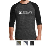 Alternative Men's Eco-Jersey Baseball T-Shirt