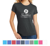 District Made® - Ladies' Perfect Tri™ Crew Tee