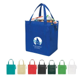 Paris Non-Woven Insulated Shopper Tote Bag