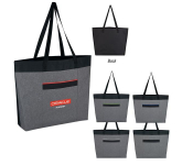 Wakefield Heathered Tote Bag