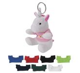 Mini Unicorn Keychain