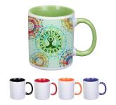 11 oz. Dye Blast Full Color Mug