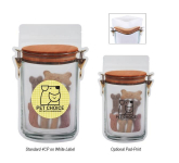 5.5 Oz. Reusable Storage Bag With Dog Bones