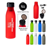 20 oz. Tritan Merge Water Bottle With Wireless Earbuds