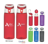 24 oz. Tritan Flip-Top Sports Bottle