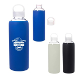 18 oz. Dartmouth Glass Water Bottle