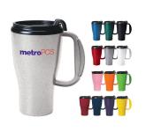 16 oz. Omega Mug With Slider Lid